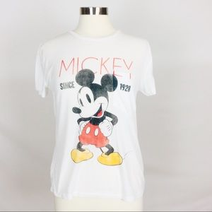 DISNEY   Mickey Mouse Pocket Graphic Tee T-shirt